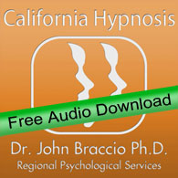 California Hypnosis Audio MP3